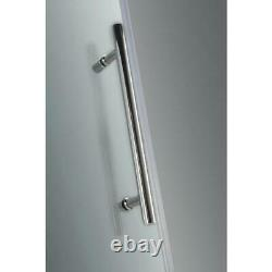 Aston Cascadia 38 x 72 Completely Frameless Hinged Shower Door Local Pick Up