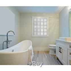 Clearly Secure 31 In. X 23.25 In. X 3.125 In. Frameless Non-Vented Clear Glass