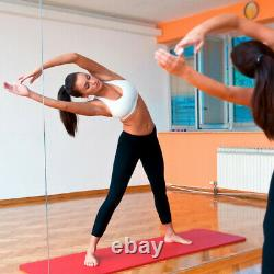 Fab Glass and Mirror High Quality Activity GYM & Dance Mirror with safety backing